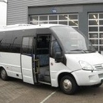фото IVECO - Bluecoach First (микроавтобус пассажирский)